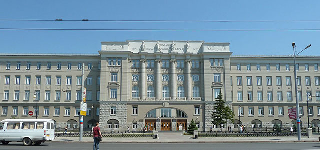 Omsk State Medical University, Russia